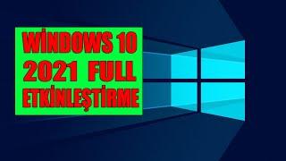 Windows 10 ETKİNLEŞTİRME [2018 GÜNCEL] [ÇOK KOLAY]