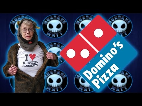Domino's Pizza under fire from Animal Activists who can't stand being ignored