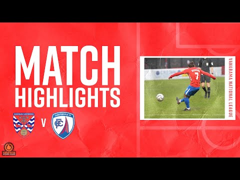 Dagenham & Red. Chesterfield Goals And Highlights