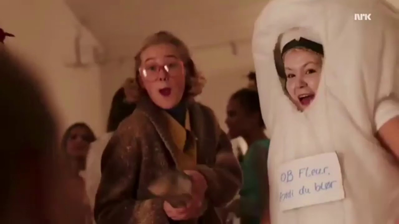 The Halloween Party] 🎃➰ SKAM ➰ 🎃 - YouTube