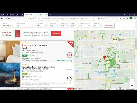 How To Use Room Revealer To Identify Hotels On Hotwire And Priceline