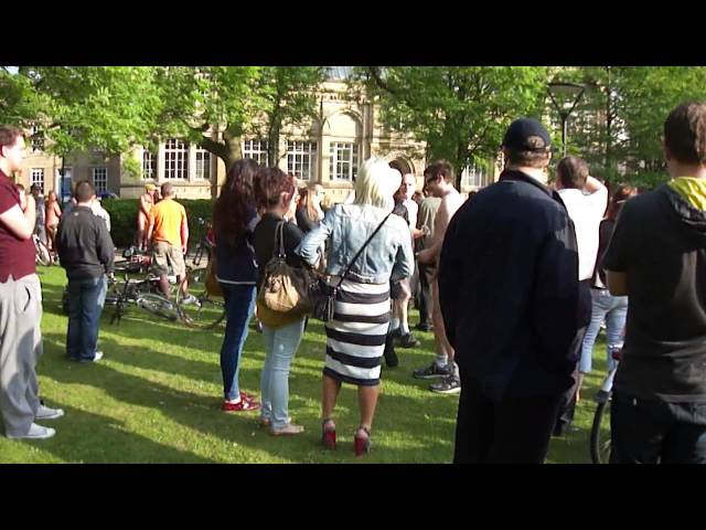 Manchester WNBR 2012 Part 1 of 3