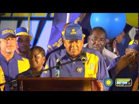 UPP Rally Potters Baldwin Spencer