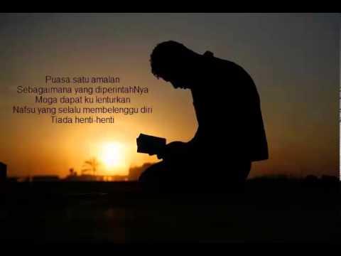 Harapan Ramadhan - Raihan feat. Man Bai  (Lirik) HD