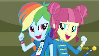 "MLP: Equestria Girls - Friendship Games SONG - ""CHS Rally Song"""