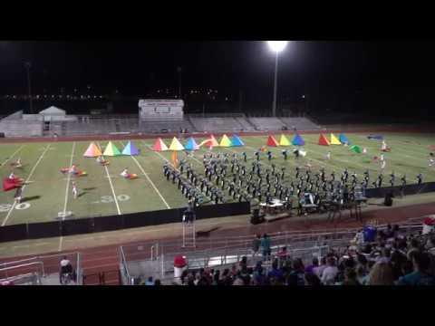 JBHS Band Crown Jewel 10/21/17