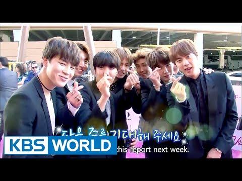 This Week's Hot Click : BTS, Kyuhyun, Kim Woobin [Entertainment Weekly / 2017.05.29]
