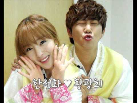 hwang kwang hee and han sun hwa marriage not dating