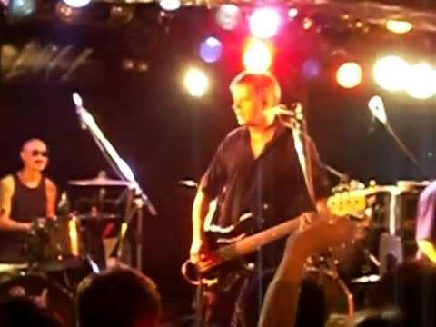 JJ Burnel (Stranglers) live in Tokyo, Japan 2012 No More Heroes