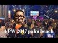 Tony robbins UPW seminar palm beach 2017