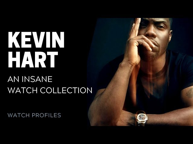 Kevin Hart's Insane Watch Collection   SwissWatchExpo [Watch Collection]