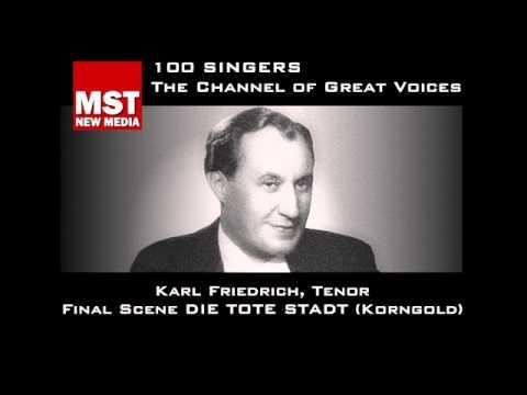 100 Singers - KARL FRIEDRICH