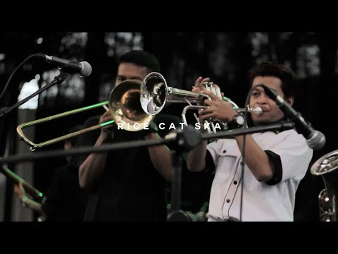 Rice Cat Ska : Sepanjang Jalan Kenangan (Cover) - Jazz Band Wanted 2017