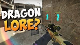 У The Suspect'a DRAGON LORE?! (ЛОВИМ ЧИТЕРОВ #50) -CS:GO