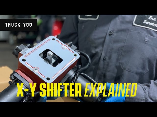XY Shifter Explained. Semi Truck Automatic Manual Transmission Problems