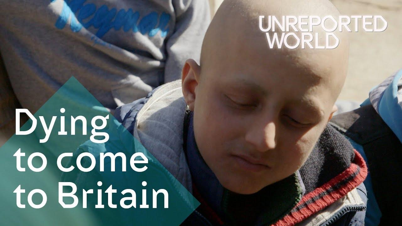 Syrian refugees in Lebanon desperately needing medical treatment | Unreported World
