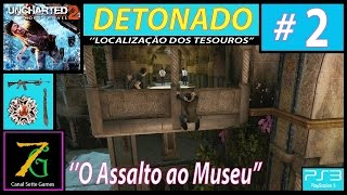 Video Uncharted 2   Among Thieves   Detonado #2   ''O Assalto''   Nível Difícil PS3   Inglês Leg  Espanhol download MP3, 3GP, MP4, WEBM, AVI, FLV Oktober 2018