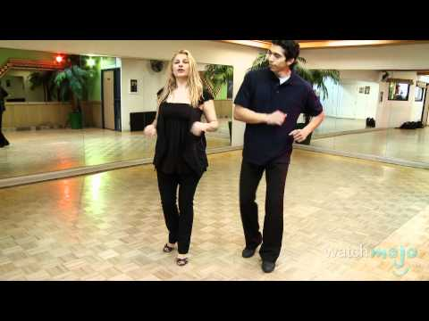 How to Latin Dance: Bachata  Basic Steps