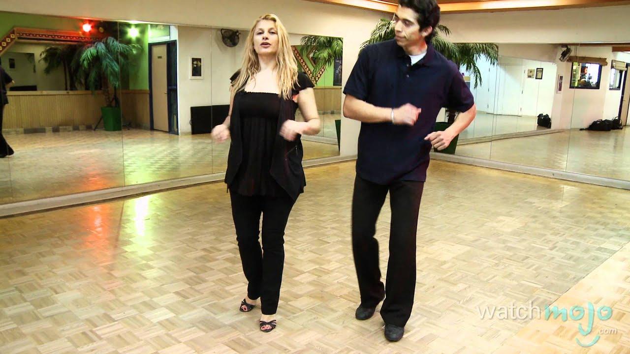 How To Latin Dance  Bachata - Basic Steps