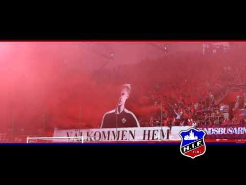 Helsingborgs IF - Örgryte IS 22.7.2017