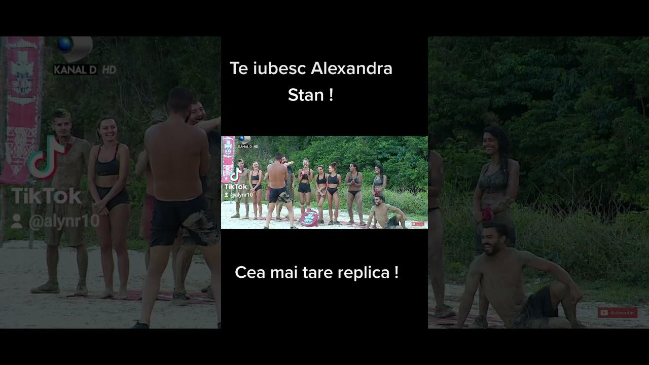 Download Survivor România: Te Iubesc Alexandra Stan