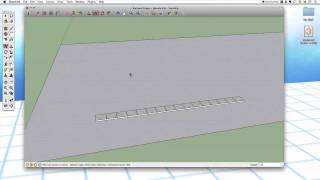 Sketchup #36: The Patio