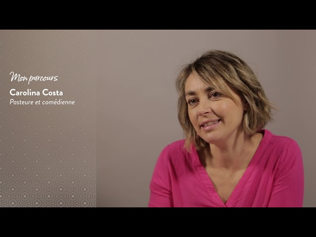 Carolina Costa : Mon parcours...