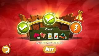 Angry birds 2 ( daily challenge terence trail)