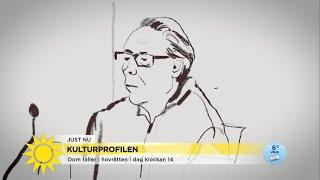 """Idag döms kulturprofilen i hovrätten: """"Kan bli längre fängelsestraff""""  - Nyhetsmorgon (TV4)"""