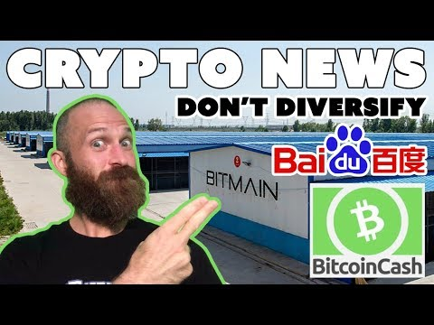 $BCH Pump | Chinese Google 'Super Chain' | Don't Diversify Crypto Because…