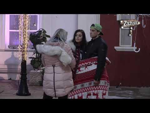 Zadruga 2 - Marija govori Ani i Davidu da ozvaniče svoju vezu i poljube se pred svima - 17.01.2019.