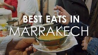 Best eats in Marrakech (Food Tour) | Little Big Traveler