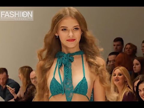 TOTTI SWIMWEAR Belarus Fashion Week Spring Summer 2018 - Fashion Channel