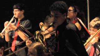 April 27, 2016 Harriton High School 'Big Band' performance of 'Mell...