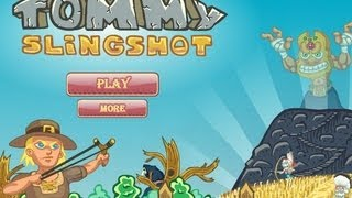 Tommy Slingshot Level1-30 Walkthrough