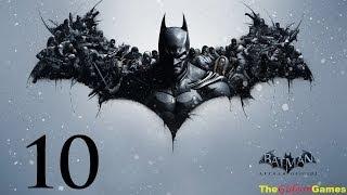 Прохождение Batman: Arkham Origins [Бэтмен: Летопись Аркхема] HD - Часть 10 (Вор у вора...)