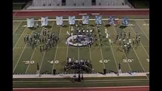 CSHS Charger Band Show in 2 Minutes 2012