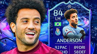 ANOTHER LW TO MY COLLECTION! 😅 84 RTTF FELIPE ANDERSON PLAYER REVIEW! - FIFA 21 Ultimate Team