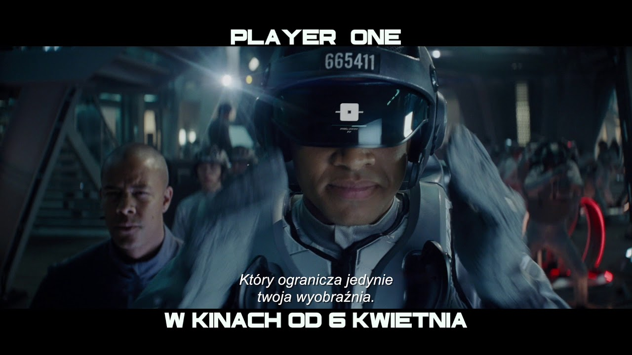 PLAYER ONE – SPOT 30s Real