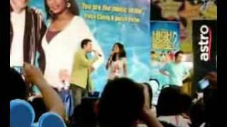 High School Musical 2 at 1 Utama (Bahasa Malaysia)