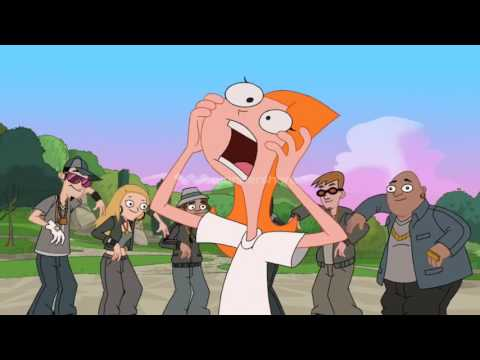 Phineas and Ferb - S.I.M.P.(Squirrels In My Pants) Extended version (Cantonese version)
