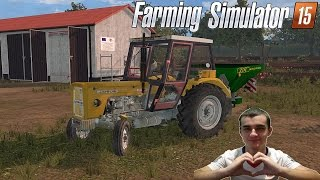 Farming Simulator 2015 [29] Nawozy i ostatni wywóz obornika na TPW V3.