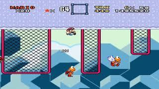 Super Mario World - SMW Alpha 2 #18