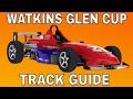 iRacing Skip Barber Track Guide at Watkins Glen Cup Season 2 2017