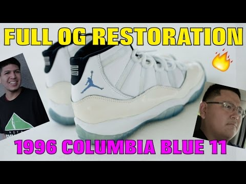 593bacbd61beb3 OG 1993 AQUA 8 FULL RESTORATION!! - YouTube