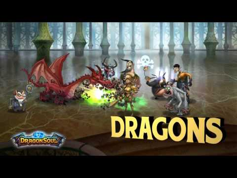DragonSoul RPG! Available Now On Android & IOS
