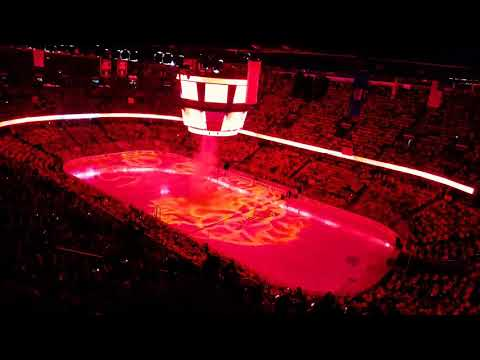 Calgary Flames 2019 Playoff Intro