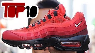 Top 10 Nike Air Max 95 Shoes Of 2019