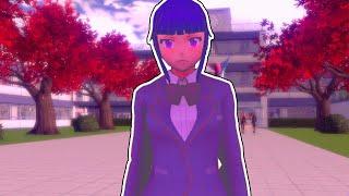 Playing Yamane's Love Life - Yandere Simulator Fan Game