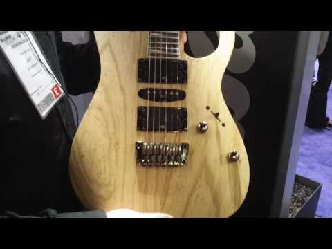 NAMM 2011: Ibanez launches the new RG471
